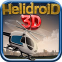 模拟遥控直升机 Helidroid 3D : Full Edition